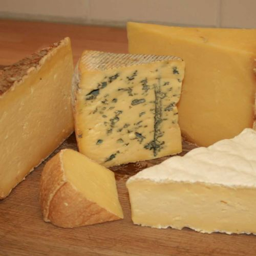 Cheese Club, Monthly Cheese subscription